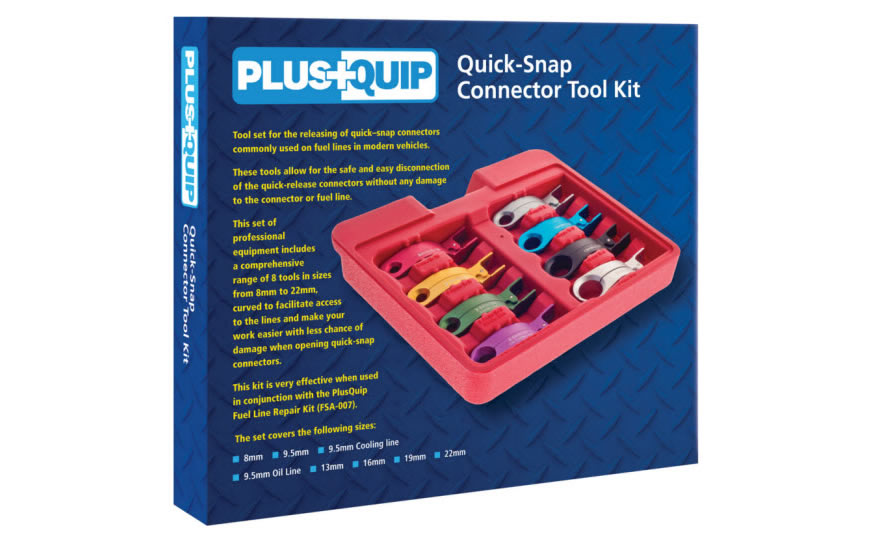 EQP 001 Quick Snap Connector Tool Kit