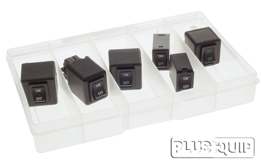 EQP-109 Relay Bypass Switch Master Kit