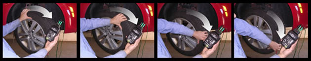 EQP-111 Wheel Speed Sensor and Circuit Tester Instruction