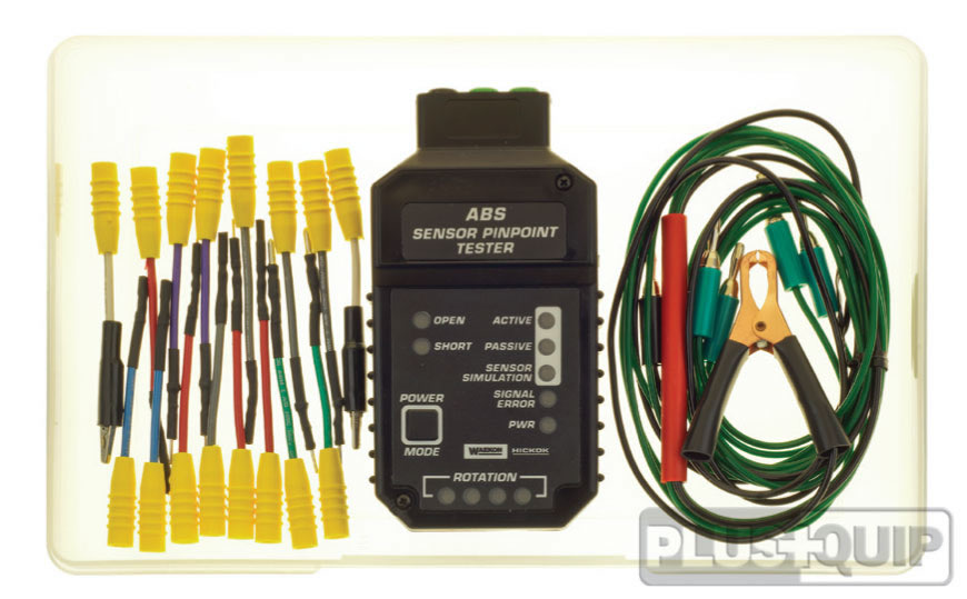 EQP-111 Wheel Speed Sensor and Circuit Tester