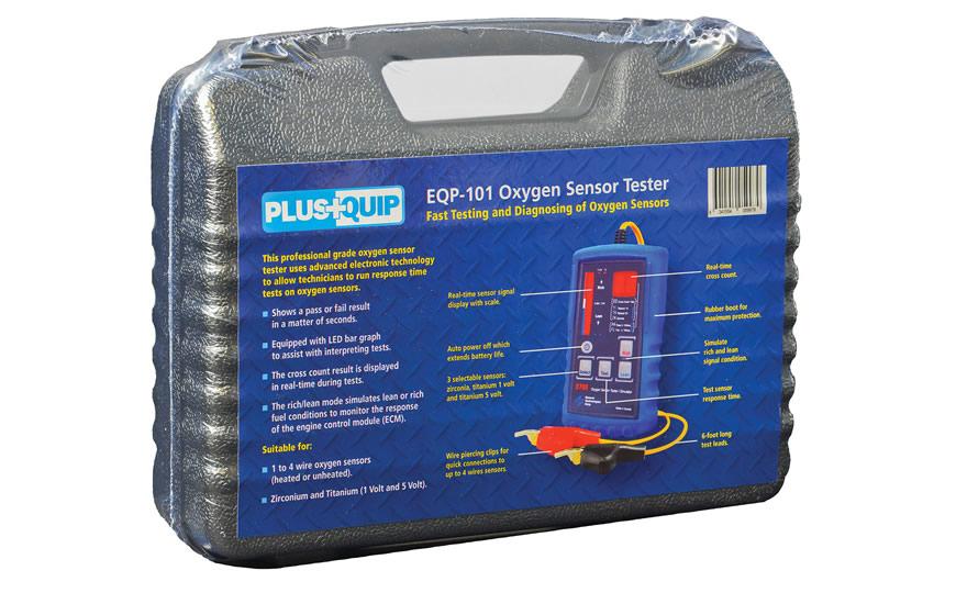 EQP-101 oxygen sensor tester