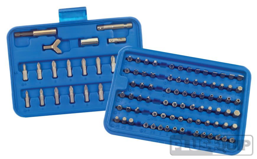 EQP-024 Power Tool & Security Bit Set