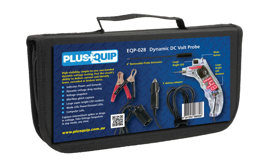 EQP-028 dynamic dc volt probe