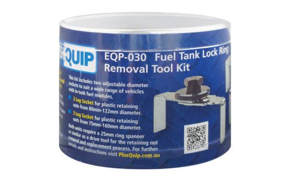 EQP-030 Fuel Tank Lock Ring Removal Tool Kit