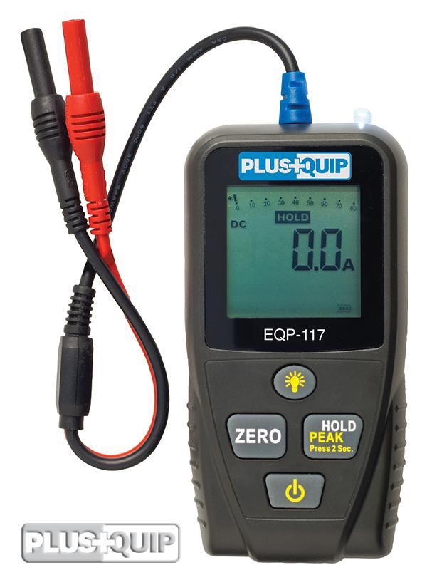 EQP-117 Fuse Current Tester