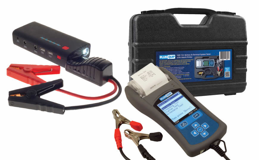 PLUSQUIP Battery Category