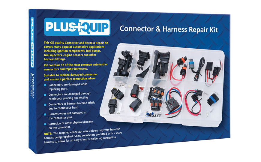 CPS-000 Connector and Harness Repair Kit