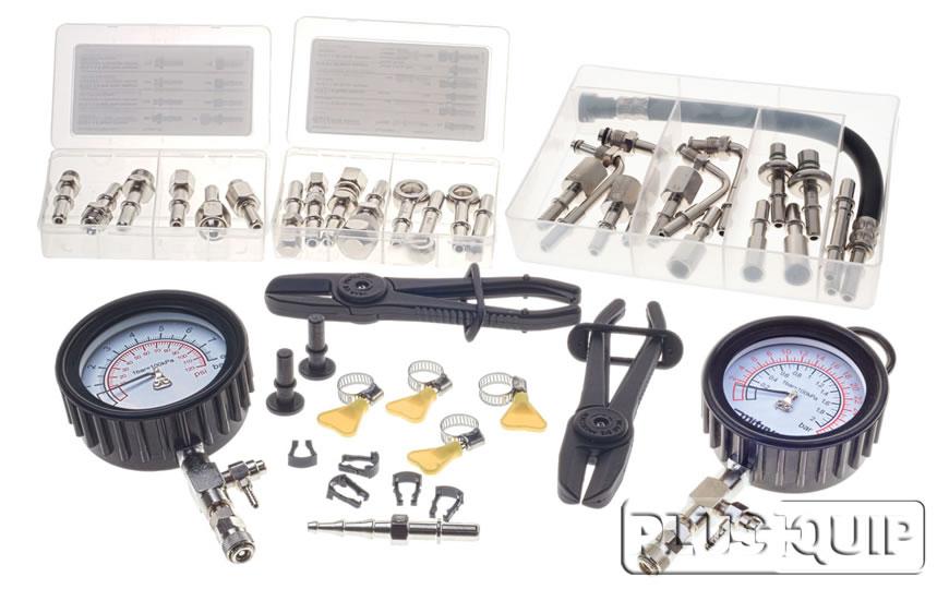 EQP-100 Fuel Pressure and Flow Test Kit