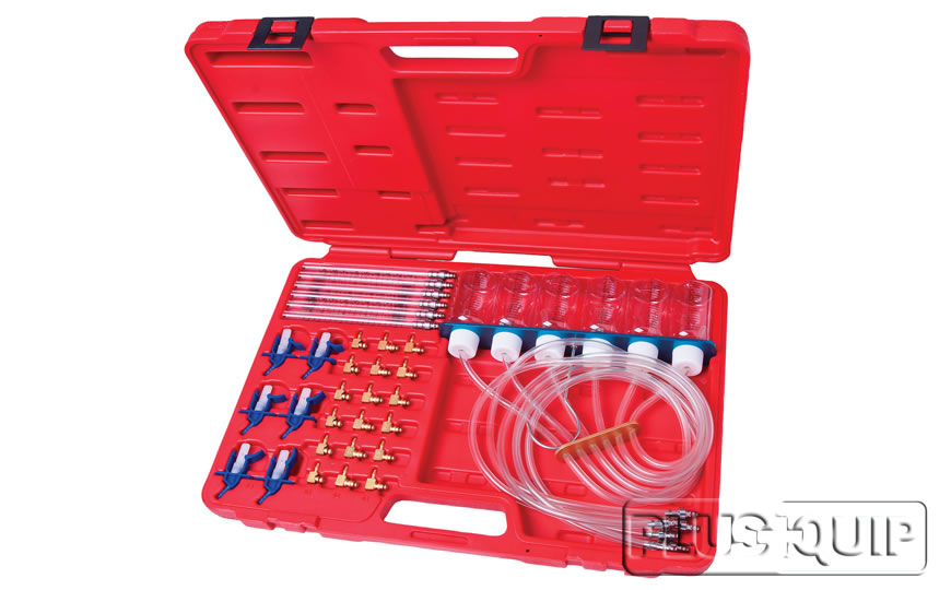 EQP-107 Common Rail Diesel Injector Return Flow Tester Box