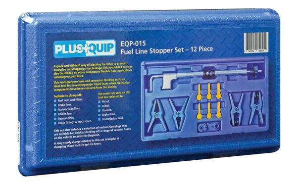 EQP-015 fuel line stopper set