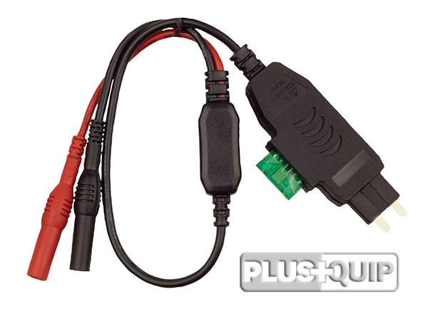 EQP-117 Fuse Current Tester Fuse Leads