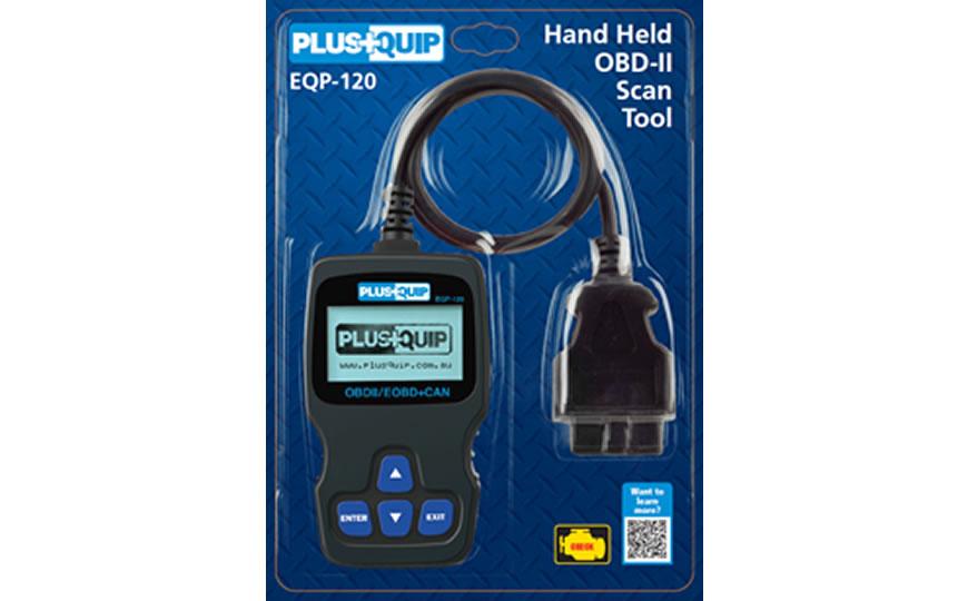 EQP-120 Hand Held OBDII Scan Tool