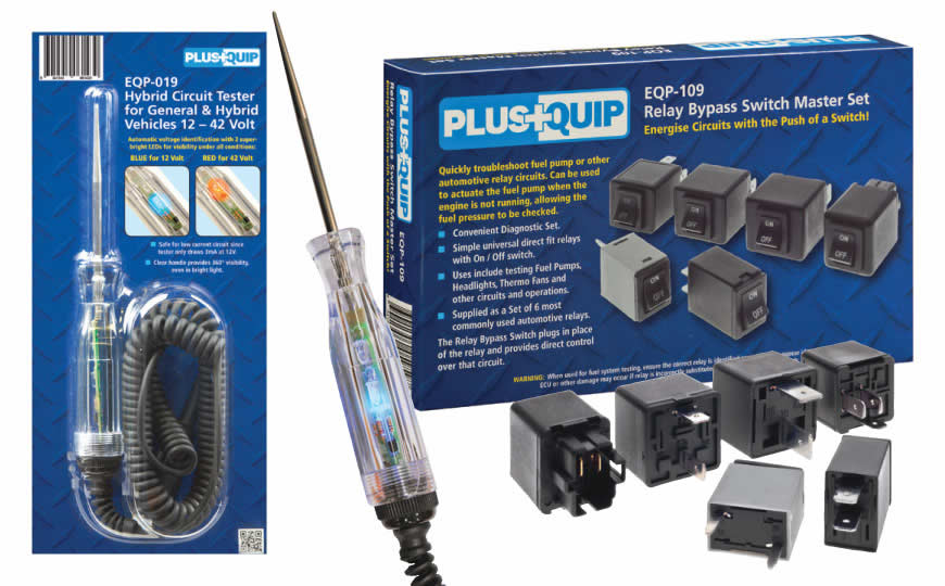 PLUSQUIP Auto Electrical Category